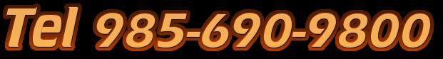 Tel 985-690-9800