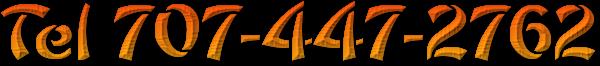 Tel 707-447-2762