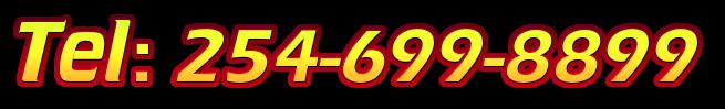 Tel: 254-699-8899