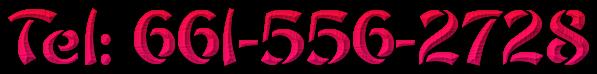 Tel: 661-556-2728
