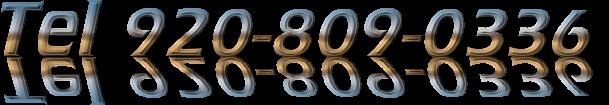 Tel 920-809-0336