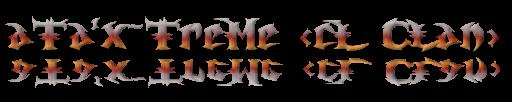 aTa'x~TreMe <cL Clan>