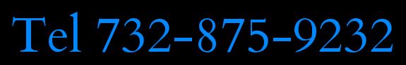 Tel 732-875-9232