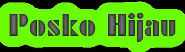 Posko Hijau