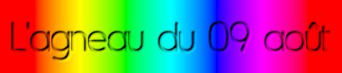 L'AGNEAU DU 09 AOÛT 964229