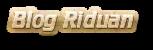 Blog Riduan