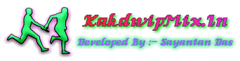 KakdwipMix.In Developed By :- Sayantan Das
