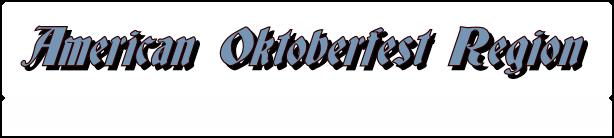 American Oktoberfest Region