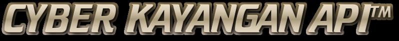 CYBER KAYANGAN API™
