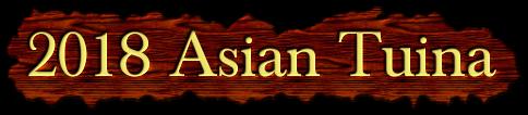 2018 Asian Tuina