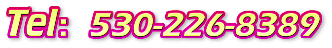 Tel:  530-226-8389