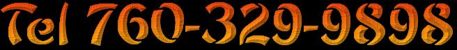 Tel 760-329-9898