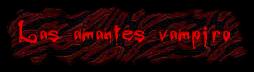 Las amantes vampiro