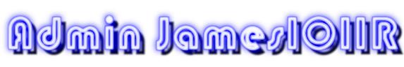 Admin James1011R
