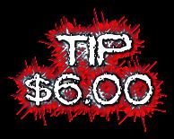 TIP $6.00