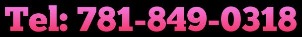 Tel: 781-849-0318
