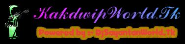 KakdwipWorld.Tk Powered by :- DjSayantanWorld.Tk