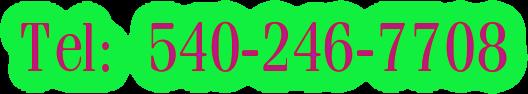 Tel: 540-246-7708