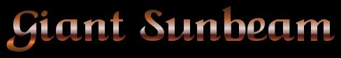 Giant Sunbeam