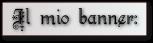 Il mio banner: