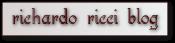 richardo ricci blog
