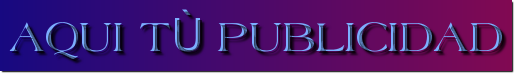 AQUI TÙ PUBLICIDAD