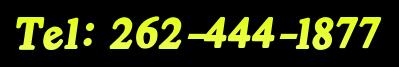 Tel: 262-444-1877