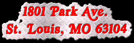 1801 Park Ave. St. Louis, MO 63104