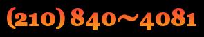 (210) 840-4081