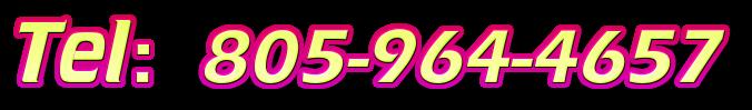 Tel:  805-964-4657