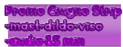 Promo Giugno Strip -mast-dildo-viso -audio-15 min