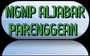 MGMP ALJABAR  PARENGGEAN