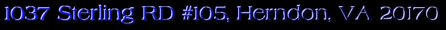 1037 Sterling RD #105, Herndon, VA 20170