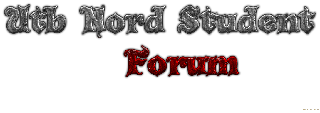 UtbNord Studen Council Activity Forum