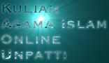 Kuliah  Agama Islam Online Unpatti