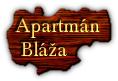 Apartmán Bláža