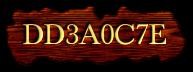 DD3A0C7E