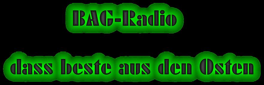 BAG-Radiodass beste aus den Osten