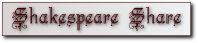 shakespeare share
