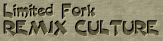 Limited Fork REMIX CULTURE