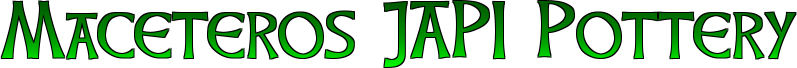 Maceteros JAPI Pottery