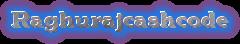 Raghurajcashcode