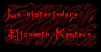 La historiadora Elizabeth Kostova