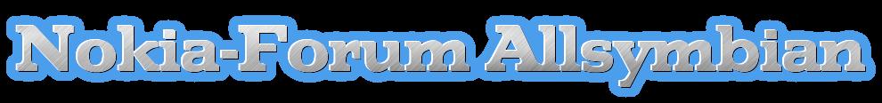 Nokia-Forum Allsymbian
