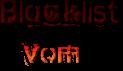 Blacklist <br /> vom