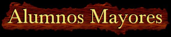 Alumnos Mayores