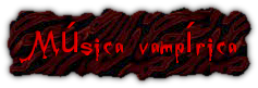 Música vampírica