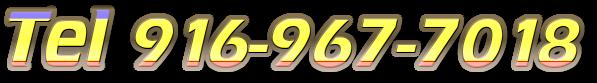 Tel 916-967-7018