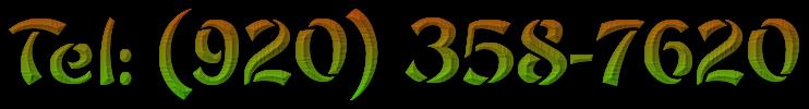 Tel: (920) 358-7620