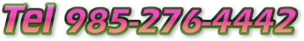 Tel 985-276-4442